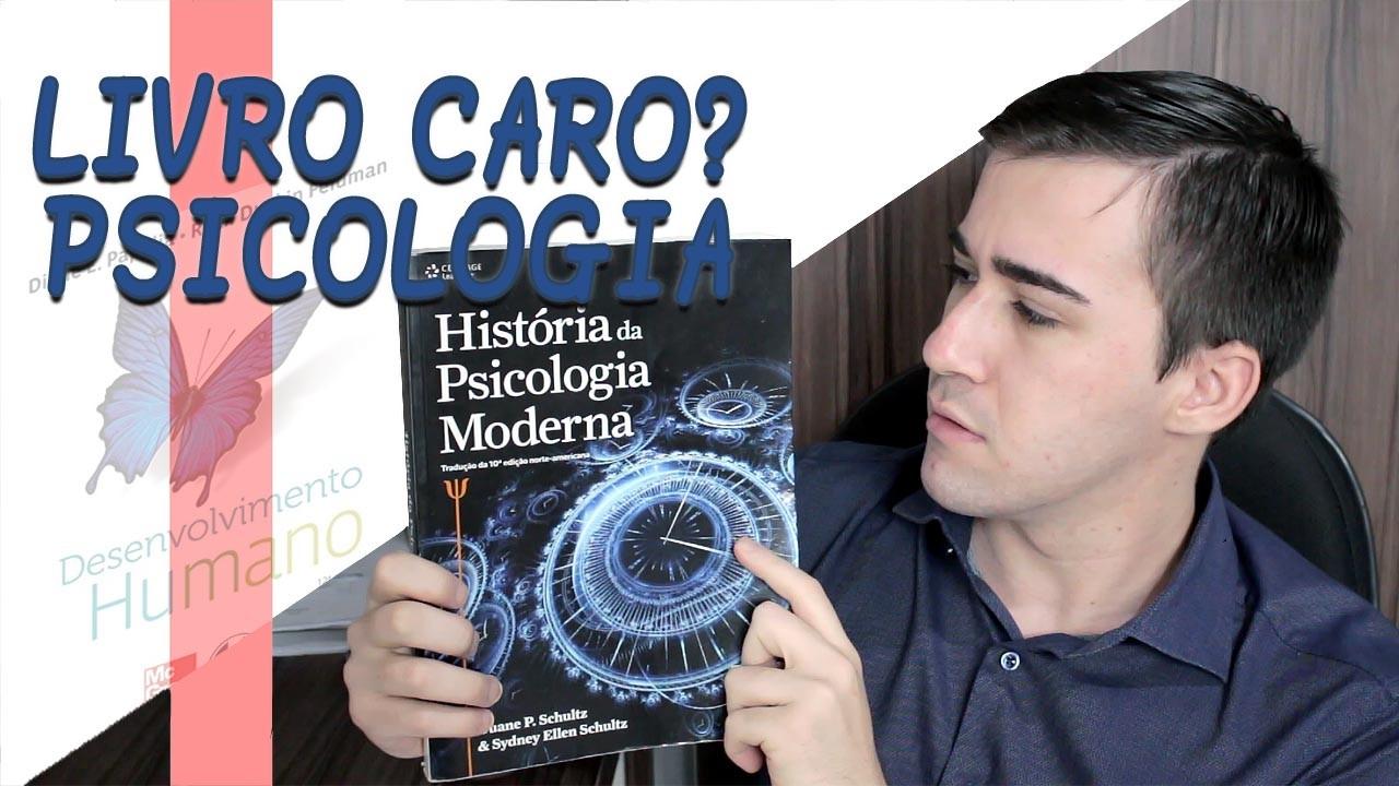 Livros psicologia são caros? Sobre o valor e seu impacto na faculdade