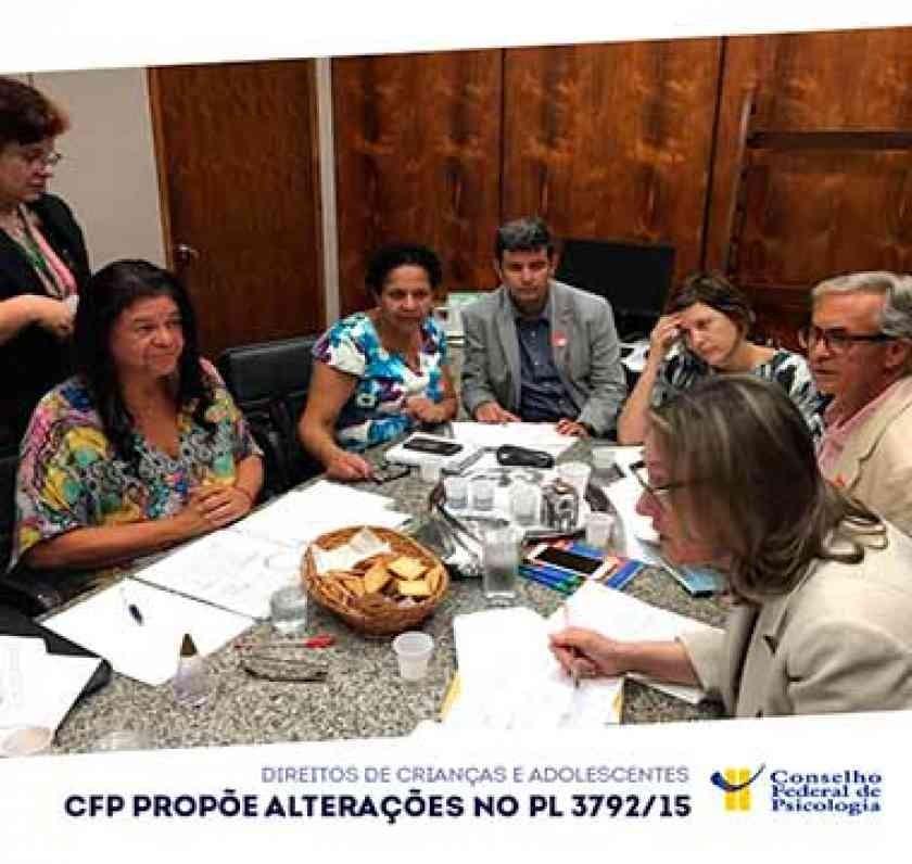CFP propõe alterações no PL nº 3.792/2015