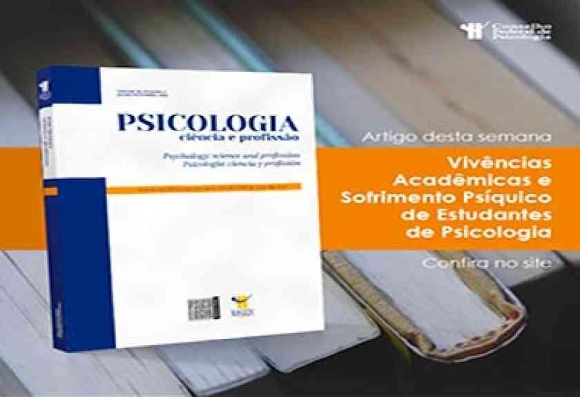 Vivências Acadêmicas e Sofrimentos Psíquico de Estudantes de Psicologia