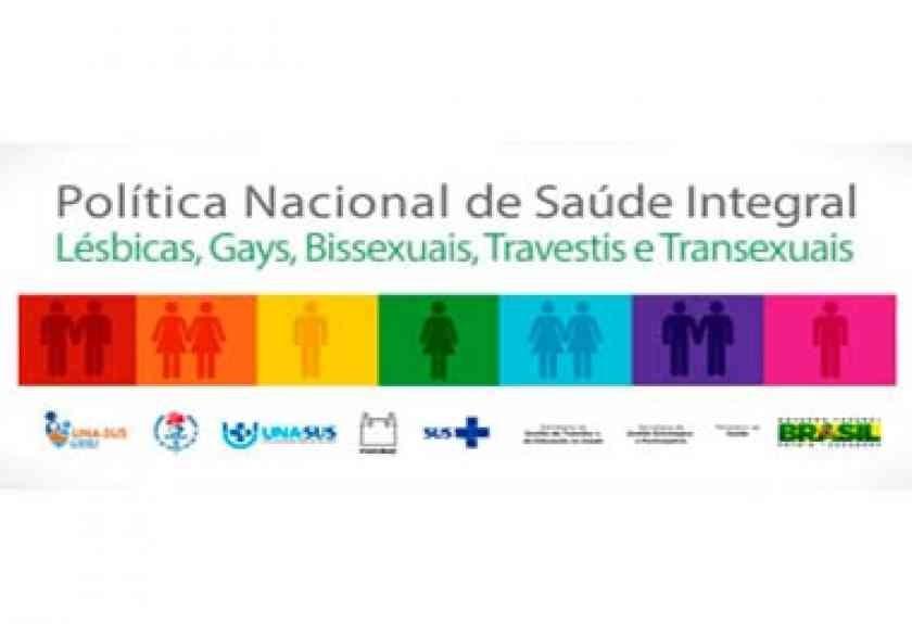Curso Política Nacional de Saúde Integral da população LGBT