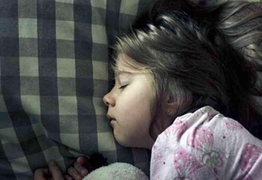 Como ajudar as crianças a irem dormir?