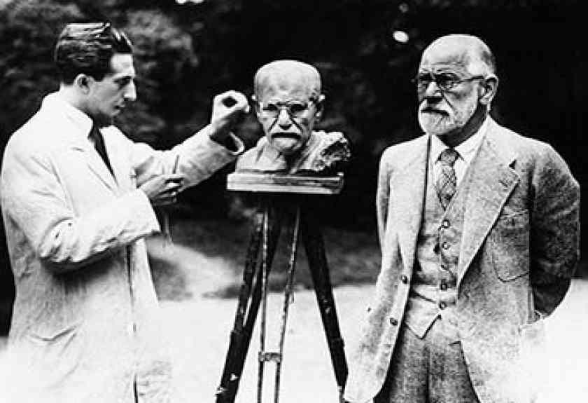 Encontrada Rara Entrevista com Sigmund Freud